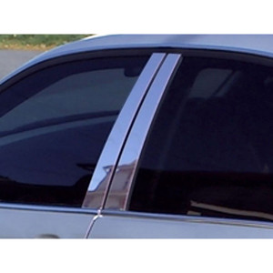 Luxury FX   Pillar Post Covers and Trim   06-12 BMW 3 Series   LUXFX0650