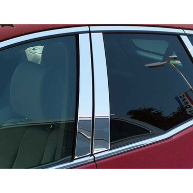 Luxury FX | Pillar Post Covers and Trim | 07-12 Mazda CX-7 | LUXFX0680