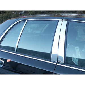 Luxury FX | Pillar Post Covers and Trim | 92-10 Mercury Grand Marquis | LUXFX0755