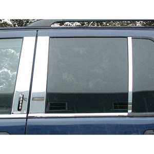 Luxury FX | Pillar Post Covers and Trim | 02-10 Mercury Mountaineer | LUXFX0790