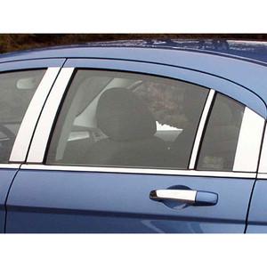 Luxury FX | Pillar Post Covers and Trim | 07-10 Chrysler Sebring | LUXFX0873