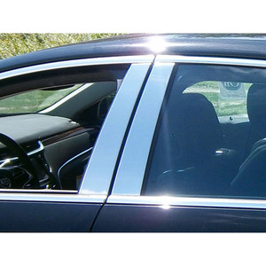 Luxury FX | Pillar Post Covers and Trim | 13-14 Cadillac XTS | LUXFX0971