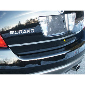 Luxury FX | Rear Accent Trim | 04-07 Nissan Murano | LUXFX1111