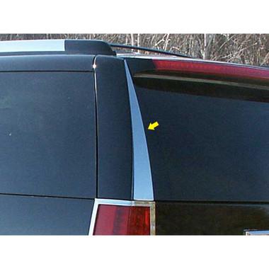 Luxury FX   Window Trim   07-14 Cadillac Escalade   LUXFX1116