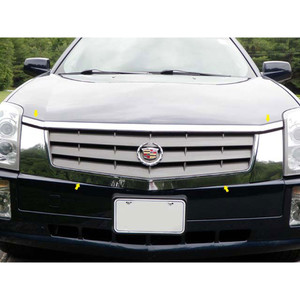 Luxury FX | Front Accent Trim | 04-09 Cadillac SRX | LUXFX1132