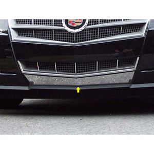 Luxury FX | Front Accent Trim | 08-13 Cadillac CTS | LUXFX1136