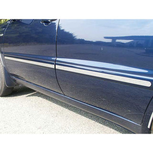 Luxury FX | Side Molding and Rocker Panels | 08-12 Toyota Highlander | LUXFX1178
