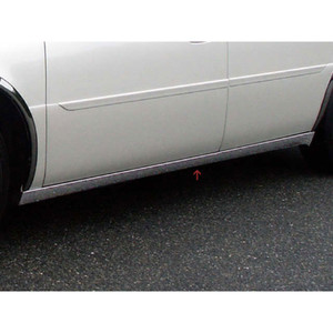Luxury FX | Side Molding and Rocker Panels | 00-11 Cadillac DeVille | LUXFX1241