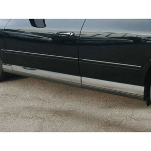 Luxury FX | Side Molding and Rocker Panels | 00-08 Lincoln LS | LUXFX1244