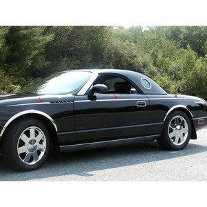 Luxury FX | Side Molding and Rocker Panels | 02-06 Ford Thunderbird | LUXFX1253