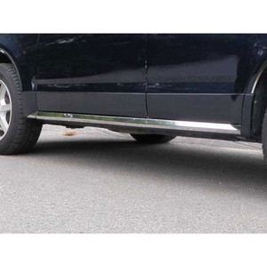Luxury FX | Side Molding and Rocker Panels | 04-05 Cadillac SRX | LUXFX1256