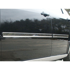 Luxury FX | Side Molding and Rocker Panels | 05-10 Chrysler 300 | LUXFX1289