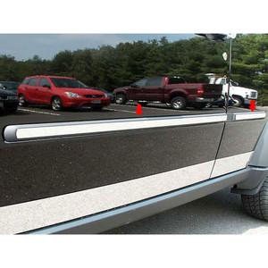 Luxury FX | Side Molding and Rocker Panels | 07-11 Dodge Nitro | LUXFX1326