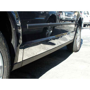 Luxury FX | Side Molding and Rocker Panels | 08-14 Chrysler Town & Country | LUXFX1344
