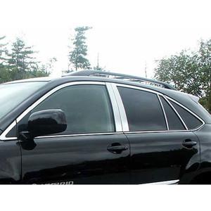 Luxury FX | Window Trim | 04-09 Lexus RX | LUXFX1469