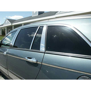 Luxury FX | Window Trim | 04-08 Chrysler Pacifica | LUXFX1494
