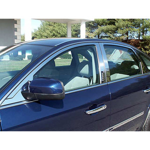Luxury FX | Window Trim | 05-07 Mercury Montego | LUXFX1498