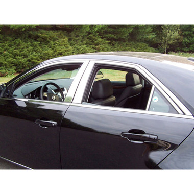 Luxury FX | Window Trim | 08-13 Cadillac CTS | LUXFX1506