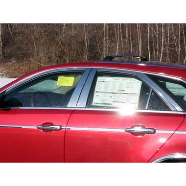 Luxury FX | Window Trim | 10-13 Cadillac CTS | LUXFX1512