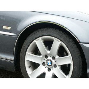 Luxury FX | Fender Trim | 00-05 BMW 3 Series | LUXFX1543