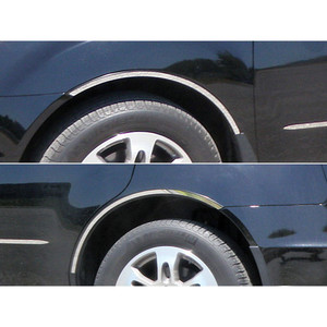 Luxury FX | Fender Trim | 07-13 Acura MDX | LUXFX1549
