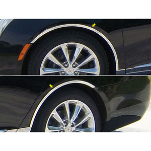 Luxury FX | Fender Trim | 13-14 Cadillac XTS | LUXFX1613