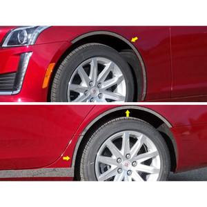 Luxury FX | Fender Trim | 13-14 Cadillac CTS | LUXFX1617