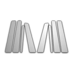 Auto Reflections | Pillar Post Covers and Trim | 08-13 Mercedes GL Class | P4303-Chrome-Pillar-Posts