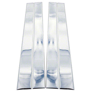 Auto Reflections   Pillar Post Covers and Trim   97-03 Ford F-150   pc248-f150-pillar-posts