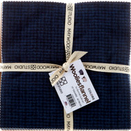 "Maywood Studios ""Woolies Flannel-Colors"" 10"" Layer Cake"