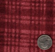"Maywood Studios ""Woolies Flannel"" Large Plaid Red"