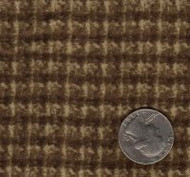 "Maywood Studios ""Woolies Flannel"" Plaid Brown"