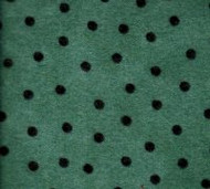 "Maywood Studios ""Woolies Flannel"" Dot Blue Green"