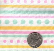"David Textiles ""Dotty Stripe"""