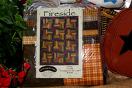 "Maywood Studios ""Fireside Woolies Flannel"" Quilt Kit w/ Backing"
