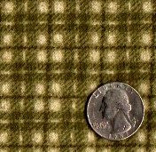 "Maywood Studios ""Woolies Flannel"" Plaid Green"