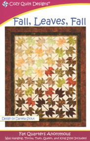 """Fall, Leaves, Fall"" Pattern"