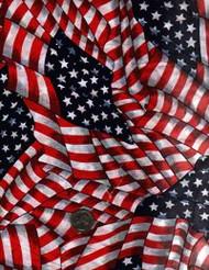 "Cranston VIP ""American Flags"""