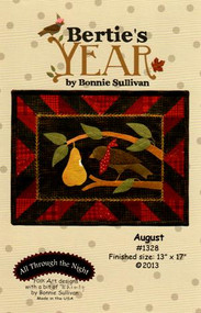 """Bertie's Year-August"" Pattern"