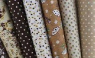 **Picture is for color only-not representative of fabrics included in scrap bag.**
