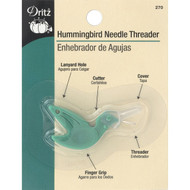 Hummingbird Needle Threader