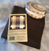 "Maywood Studios ""Over & Down Under"" Neutral Quilt Kit with Backing"