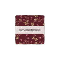 "Maywood Studios ""Burgundy & Blush"" Charms"
