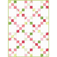 Precut Irish Chain Flannel Quilt Kit!
