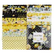 "Benartex Kanvas Studio ""Lemon Fresh"" 10"" Layer Cake"