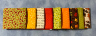"Patrick Lose ""Autumn Palette"" Fat Quarter Bundle #1"