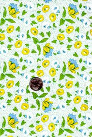 "Blue Hill Fabrics ""Toy Box IV"" 30's"