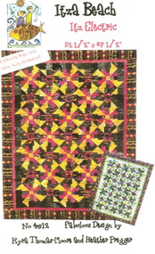 """It's Electric"" Quilt Pattern"