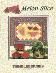 """Melon Slice"" Pattern"