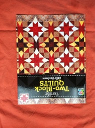 """Terrific Two-Block Quilts"" Book"